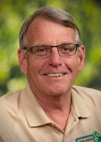 Mike Clendenen Superintendent of Parks